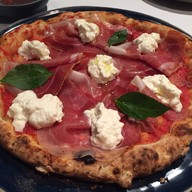 Burrata & Culatello Pizza
