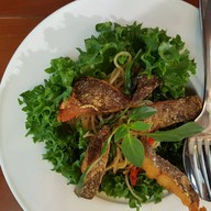 เมนูของร้าน Rich Garden House Chiangmai Boutique Hotel & Café