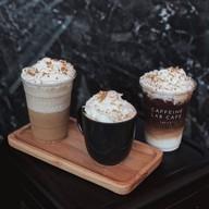 เมนูของร้าน CAFFEINE LAB CAFE 101/1