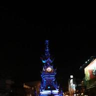 บรรยากาศ หอนาฬิกาเฉลิมพระเกียรติสมเด็จพระนางเจ้าพระบรมราชินี