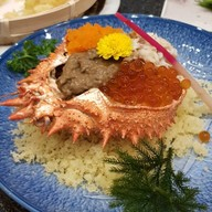 Spider Crab Fried Rice