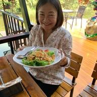 เมนูของร้าน Baan Poon Cafe