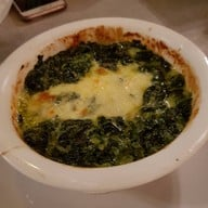 Baked Spinach and Cheese