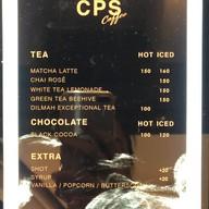 Cps Coffee centralwOrld
