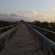 บรรยากาศ Pattani Sky Walk