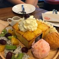 เมนูของร้าน Naka Loft Cafe