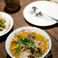เมนูของร้าน Lao Dtom Lao