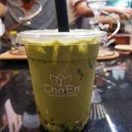 เมนูของร้าน ChaEn Matcha Siam Square One