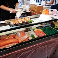 บรรยากาศ Sushi Shin นิฮอนมูระ
