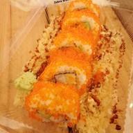 เมนูของร้าน Sushi Shin นิฮอนมูระ
