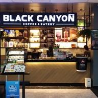 หน้าร้าน Black Canyon สนามบิน หาดใหญ่