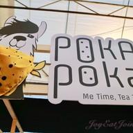 บรรยากาศ Poka Poka ชานมไข่มุก