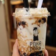 เมนูของร้าน Poka Poka ชานมไข่มุก