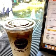 เมนูของร้าน Coffee Gallery คริสตัล ดีไซน์ เซ็นเตอร์