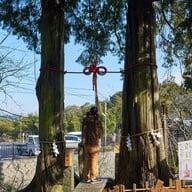 บรรยากาศ Takeo Shrine