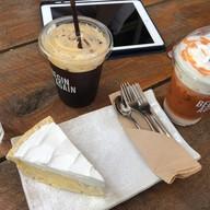 เมนูของร้าน BEGIN AGAIN Cafe'