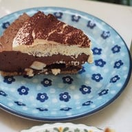 Rocher Chocolate Pie