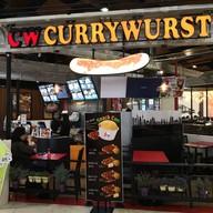 หน้าร้าน CW CURRYWURST เกตเวย์ เอกมัย ชั้น G