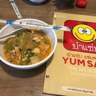 เมนูของร้าน Yum Saap Asiatique