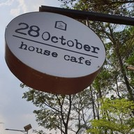 28 October house cafe'