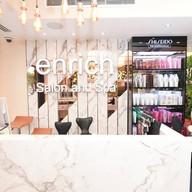 หน้าร้าน Enrich Salon and Spa ทองหล่อ