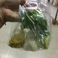 เมนูของร้าน บินหลา ขนมจีนน้ำยาปู