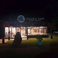 หน้าร้าน Shabu San