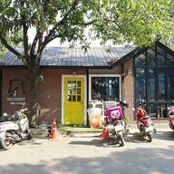 หน้าร้าน Chacheese Tea Bar หลังมข.
