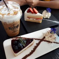 เมนูของร้าน All Time Cafe รังสิต