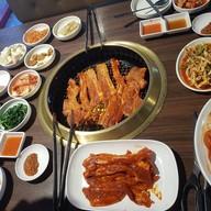 หมูย่างเกาหลี