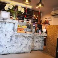 บรรยากาศ The green house cafe'&bistro