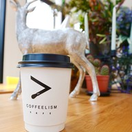 เมนูของร้าน Coffeelism-hua Hin