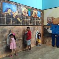 บรรยากาศ Teddy Bear Museum Pattaya
