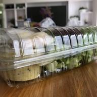 Caesar Bacon Salad