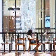 บรรยากาศ Bangkok City Liabrary