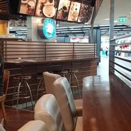 บรรยากาศ Cafe Kaldi มาบุญครอง