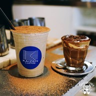 เมนูของร้าน Kaizen Coffee Co. เอกมัย