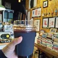 เมนูของร้าน Infinity Koffee  ตรอกโรงยา อุทัยธานี