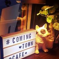 บรรยากาศ Coming Town Coffee & Playing Space