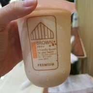 Premium Milk Tea Slurpy