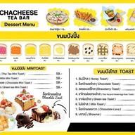 เมนู Chacheese Tea Bar I'm Park จุฬา
