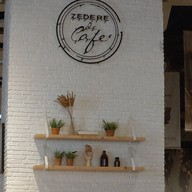 บรรยากาศ Zedere De Café