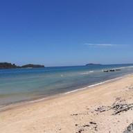 บรรยากาศ หาดทรายรี