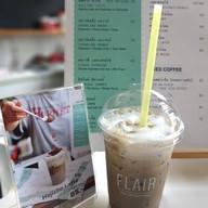 เมนูของร้าน FLAIR The Espresso Bar Thaniya Plaza
