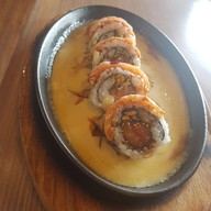 Salmon Cheese Lava