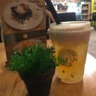 เมนูของร้าน Chacheese Tea Bar หลังมข.