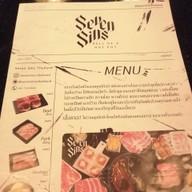 เมนู Seven Sins Fashion Island
