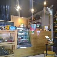 บรรยากาศ Sugar Dark Cafe'