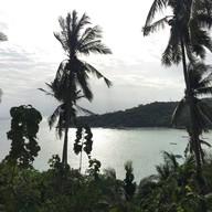 บรรยากาศ จุดชมวิวจอห์น-สุวรรณ (เกาะเต่า)
