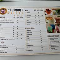 Snowbuff Coffee แม่ริม